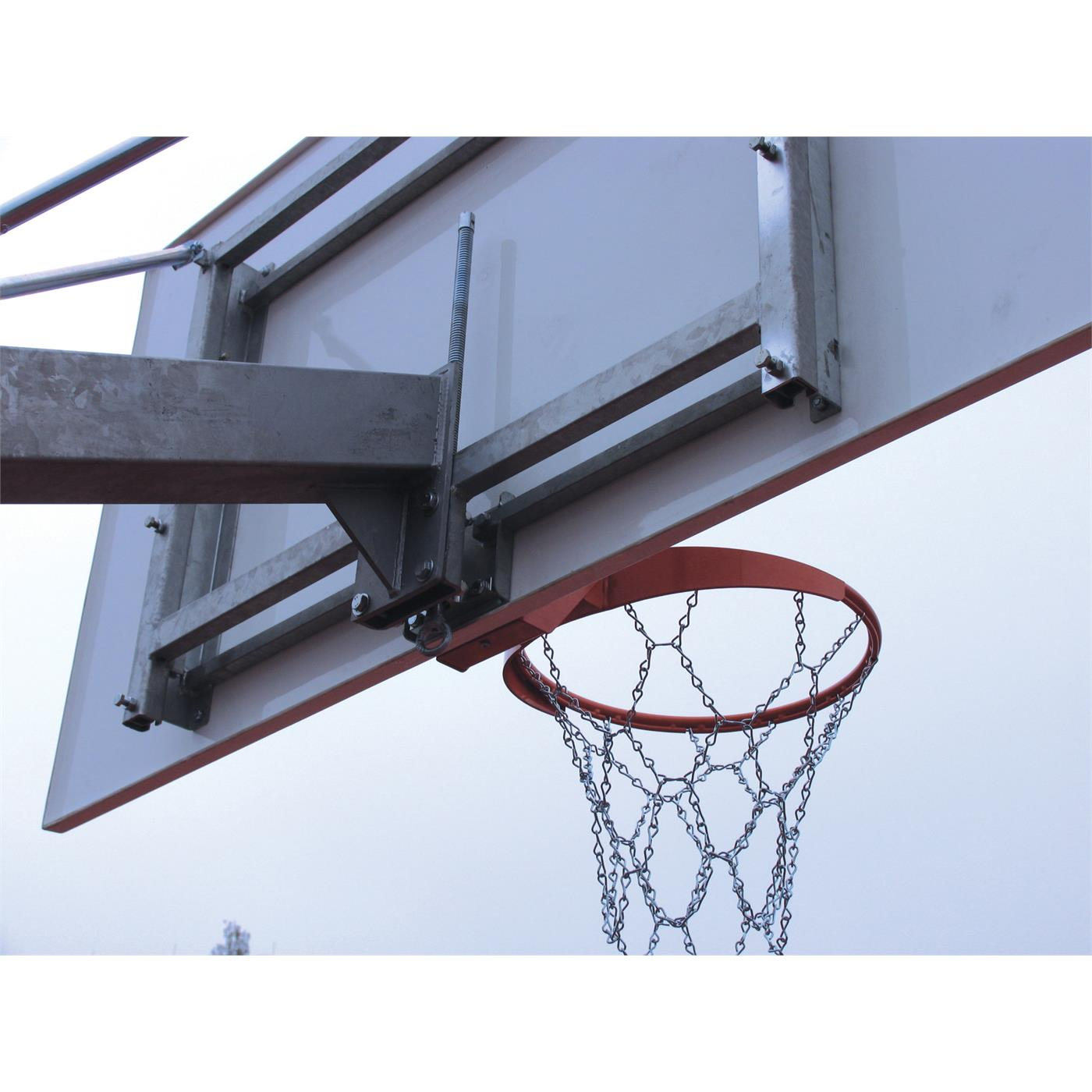 104848   Basketballstativ Ultra Robust Light Alt inkludert